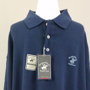 Beverly Hills Polo Club Mens  Shirt 2X
